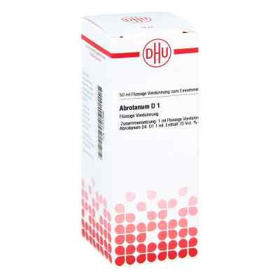 Abrotanum D1 Dilution  bei apo-discounter.de bestellen
