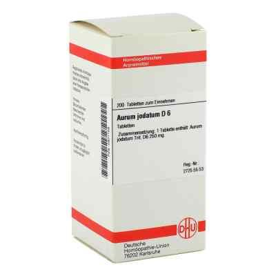 Aurum Jodatum D6 Tabletten  bei apo-discounter.de bestellen