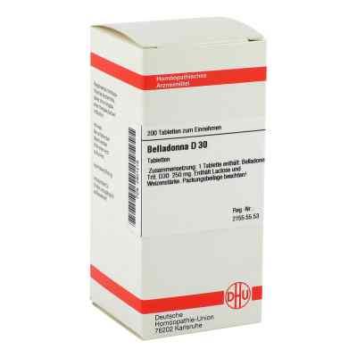 Belladonna D30 Tabletten  bei apo-discounter.de bestellen