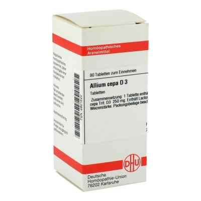 Allium Cepa D3 Tabletten  bei apo-discounter.de bestellen