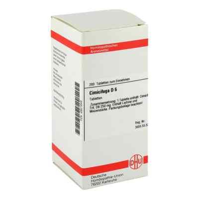 Cimicifuga D6 Tabletten  bei apo-discounter.de bestellen