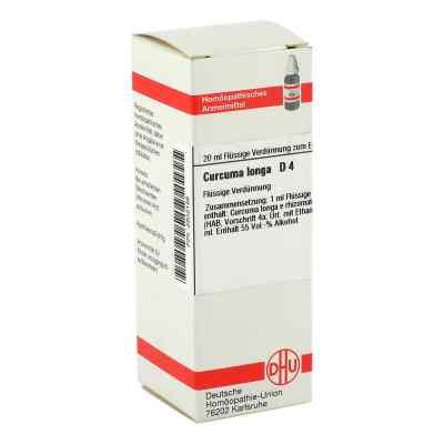 Curcuma Longa D4 Dilution  bei apo-discounter.de bestellen