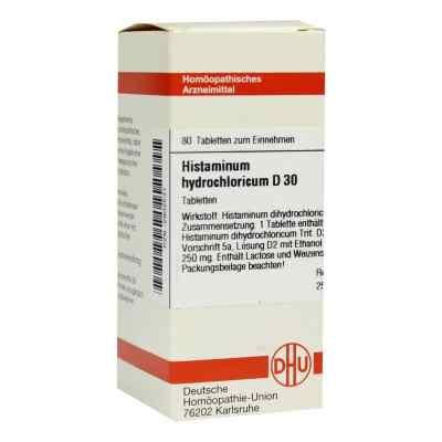 Histaminum Hydrochloricum D30 Tabletten  bei apo-discounter.de bestellen