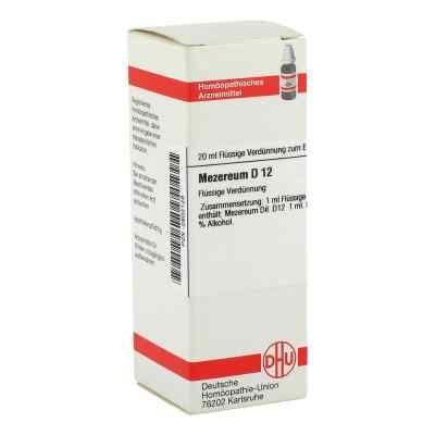 Mezereum D12 Dilution  bei apo-discounter.de bestellen