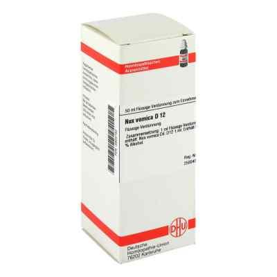 Nux Vomica D12 Dilution  bei apo-discounter.de bestellen
