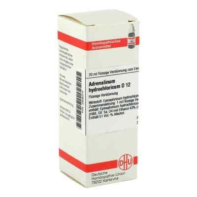 Adrenalin Hydrochl. D12 Dilution  bei apo-discounter.de bestellen