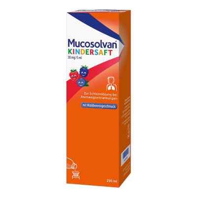 Mucosolvan Kindersaft 30mg/5ml  bei apo-discounter.de bestellen