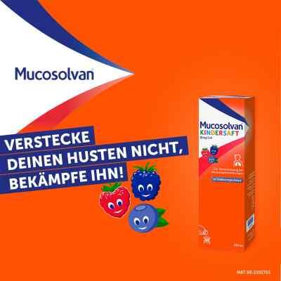 Mucosolvan Kinder Hustensaft 30mg/5ml bei verschleimten Husten  bei apo-discounter.de bestellen