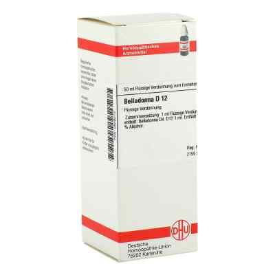 Belladonna D12 Dilution  bei apo-discounter.de bestellen