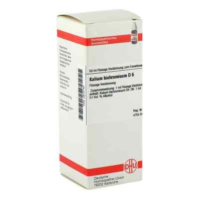 Kalium Bichromicum D6 Dilution  bei apo-discounter.de bestellen