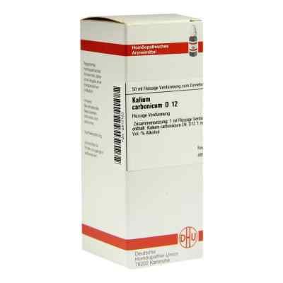 Kalium Carbonicum D12 Dilution  bei apo-discounter.de bestellen