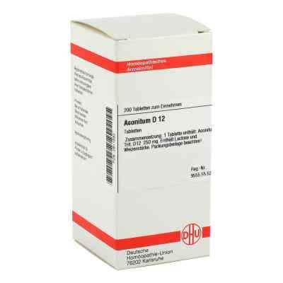 Aconitum D12 Tabletten  bei apo-discounter.de bestellen