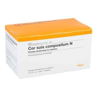 Cor Suis Compositum N Ampullen  bei apo-discounter.de bestellen