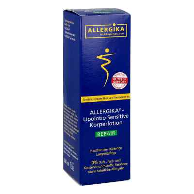 Allergika Lipolotio sensitive  bei apo-discounter.de bestellen