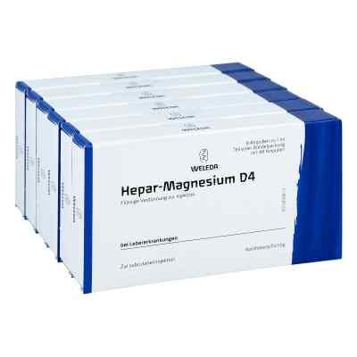 Hepar-magnesium D4 Ampullen  bei apo-discounter.de bestellen