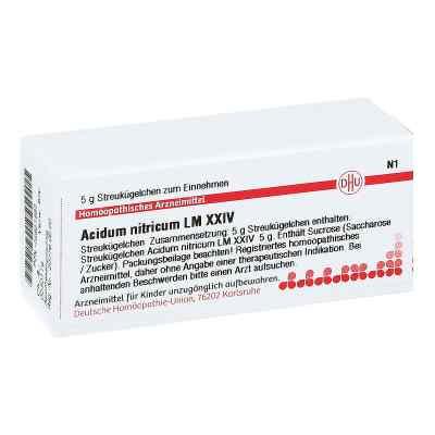 Lm Acidum Nitricum Xxiv Globuli  bei apo-discounter.de bestellen