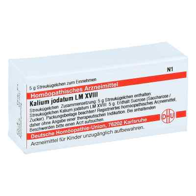 Lm Kalium Jodatum Xviii Globuli  bei apo-discounter.de bestellen
