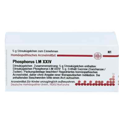 Lm Phosphorus Xxiv Globuli  bei apo-discounter.de bestellen