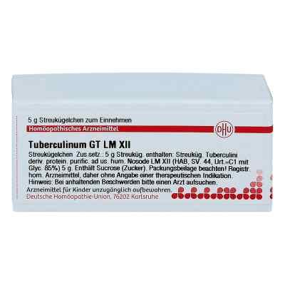 Lm Tuberculinum Gt Xii Globuli  bei apo-discounter.de bestellen