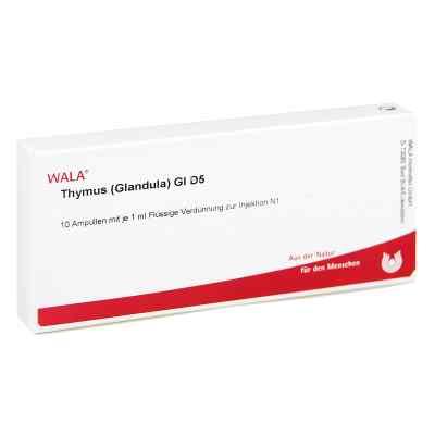 Thymus Glandula Gl D5 Ampullen  bei apo-discounter.de bestellen
