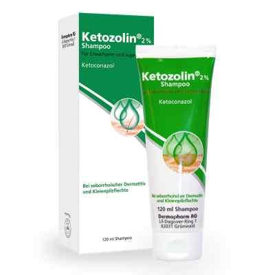 Ketozolin 2% Shampoo  bei bioapotheke.de bestellen