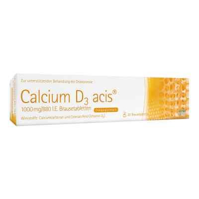 Calcium D3 acis 1000mg/880 I.E.