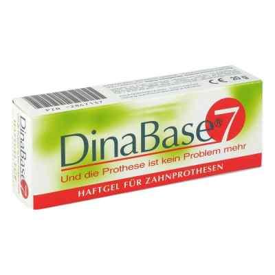 Dinabase 7 unterfütt.Haftmaterial für Zahnproth.  bei apo-discounter.de bestellen