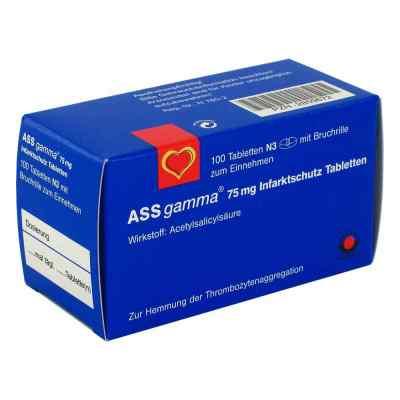 ASS gamma 75mg  bei apo-discounter.de bestellen