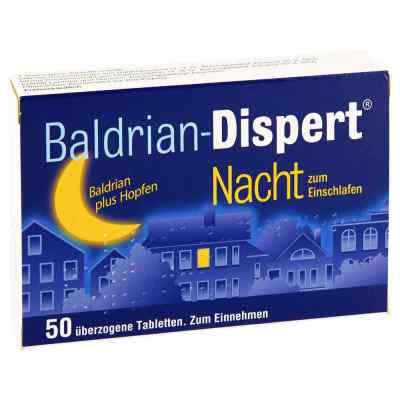 Baldrian-Dispert Nacht zum Einschlafen  bei apo-discounter.de bestellen