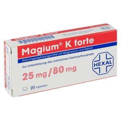 Magium K forte Tabletten  bei apo-discounter.de bestellen