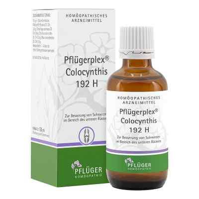 Pflügerplex Colocynthis 192 H Tropfen