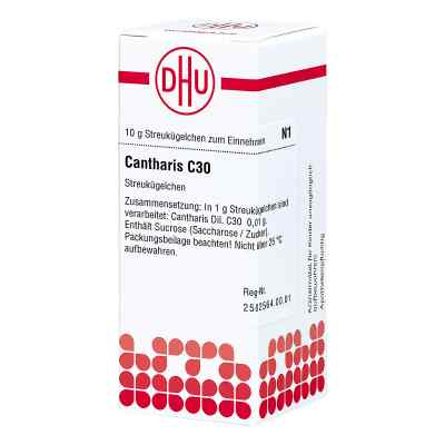 Cantharis C 30 Globuli  bei apo-discounter.de bestellen