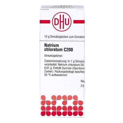 Natrium Chloratum C 200 Globuli  bei apo-discounter.de bestellen
