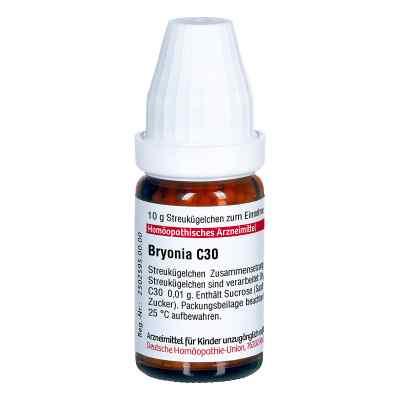 Bryonia C 30 Globuli  bei apo-discounter.de bestellen