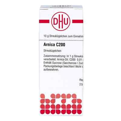 Arnica C200 Globuli  bei apo-discounter.de bestellen