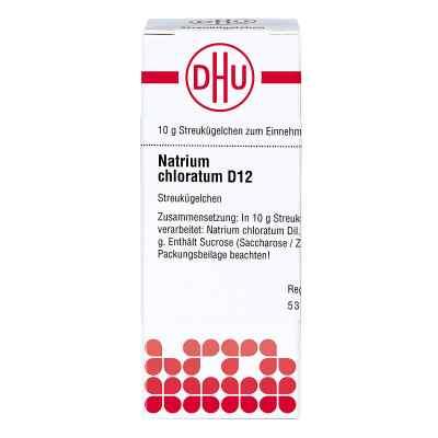 Natrium Chloratum D 12 Globuli  bei apo-discounter.de bestellen