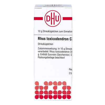 Rhus Tox. C30 Globuli  bei apo-discounter.de bestellen