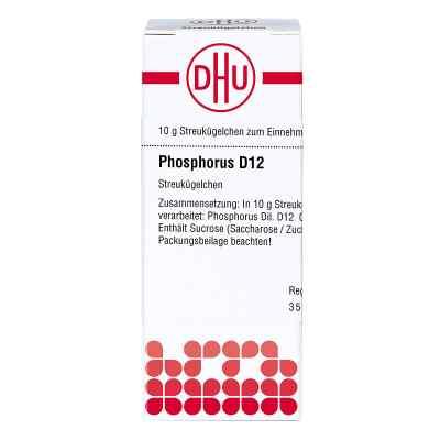 Phosphorus D12 Globuli  bei apo-discounter.de bestellen