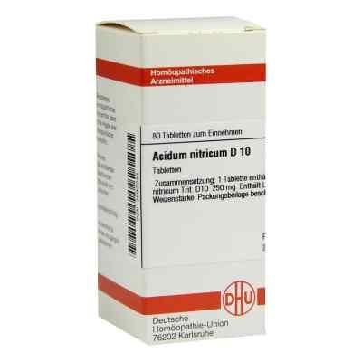 Acidum Nitricum D10 Tabletten  bei apo-discounter.de bestellen