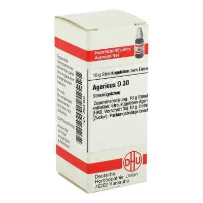 Agaricus D 30 Globuli  bei apo-discounter.de bestellen