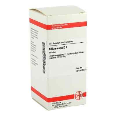 Allium Cepa D4 Tabletten  bei apo-discounter.de bestellen
