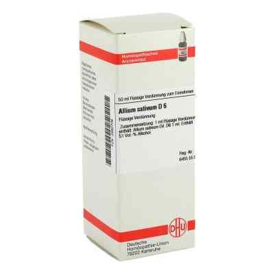 Allium Sativum D6 Dilution  bei apo-discounter.de bestellen