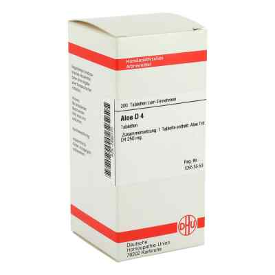 Aloe D4 Tabletten  bei apo-discounter.de bestellen