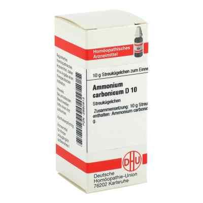 Ammonium Carbonicum D 10 Globuli  bei apo-discounter.de bestellen