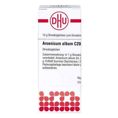 Arsenicum Album C 200 Globuli  bei apo-discounter.de bestellen