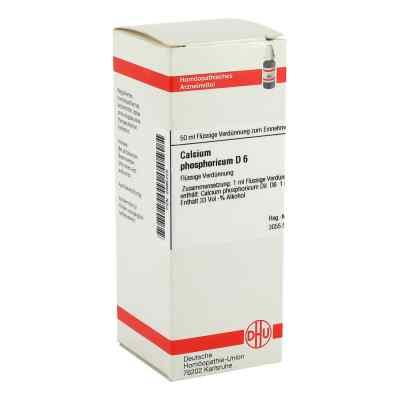 Calcium Phosphoricum D6 Dilution  bei apo-discounter.de bestellen