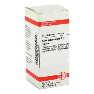 Cardiospermum D2 Tabletten  bei apo-discounter.de bestellen