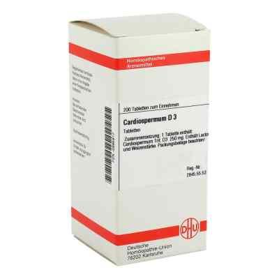 Cardiospermum D3 Tabletten  bei apo-discounter.de bestellen