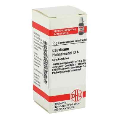 Causticum Hahnemanni D 4 Globuli  bei apo-discounter.de bestellen