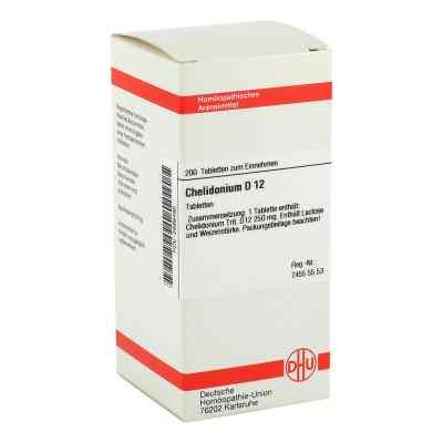 Chelidonium D12 Tabletten  bei apo-discounter.de bestellen